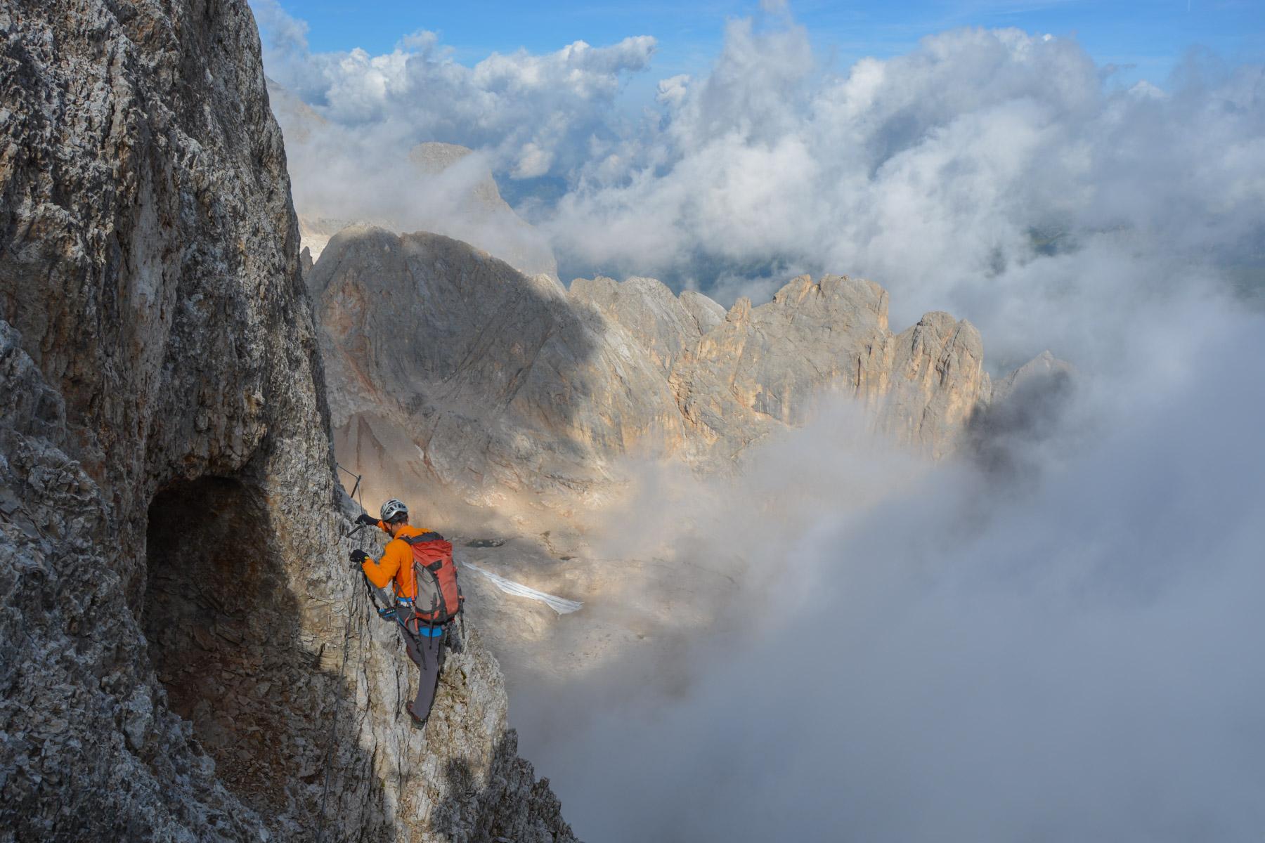 Via Eterna Brigata Cadore, Dolomites 1