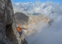 Via Eterna Brigata Cadore, Dolomites 15