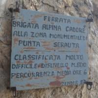 Via Eterna Brigata Cadore, Dolomites 30