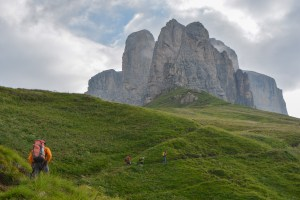 Via Steger, 1st Sella Tower, Canazei, Italie 5