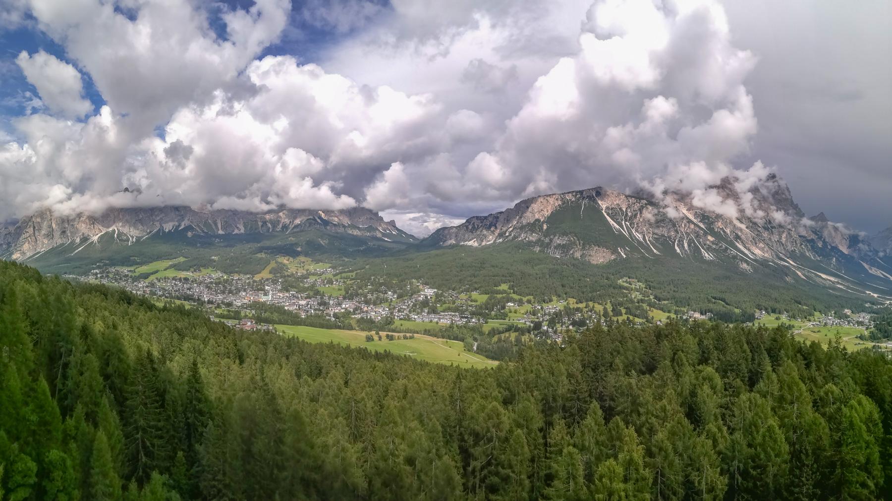 Tofana di Rozes, Dolomites 52