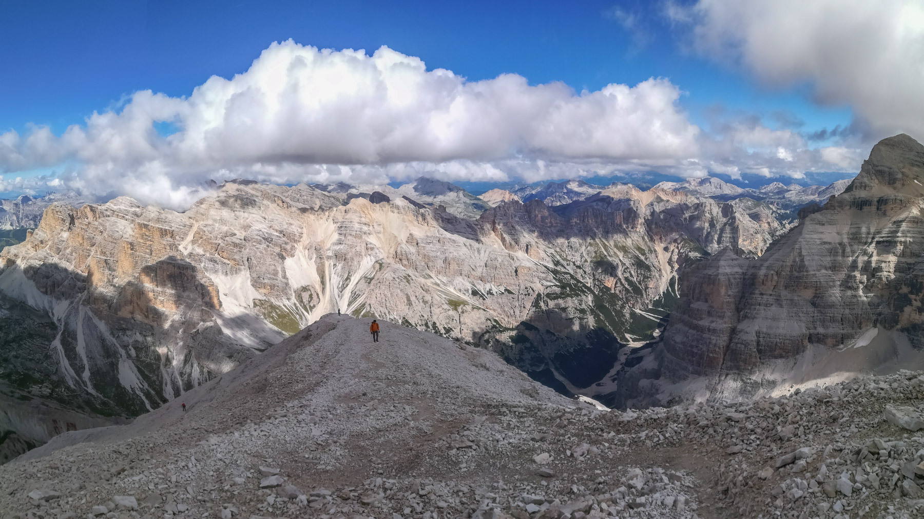 Tofana di Rozes, Dolomites 41