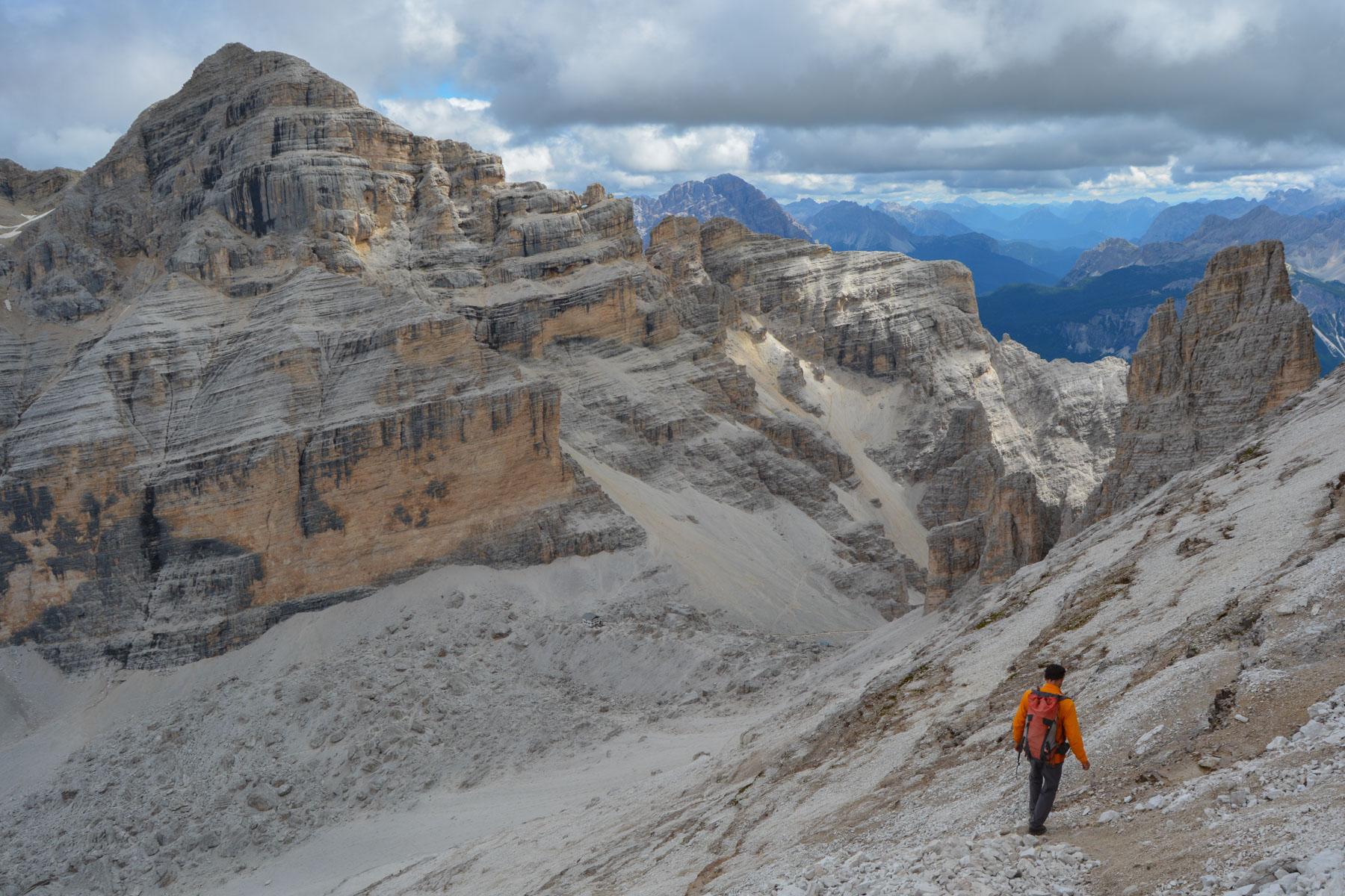 Tofana di Rozes, Dolomites 51