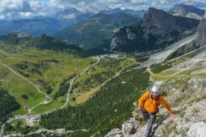 Via Lussato, Dolomites 3