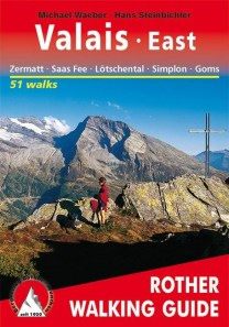 Guide Rother Valais East