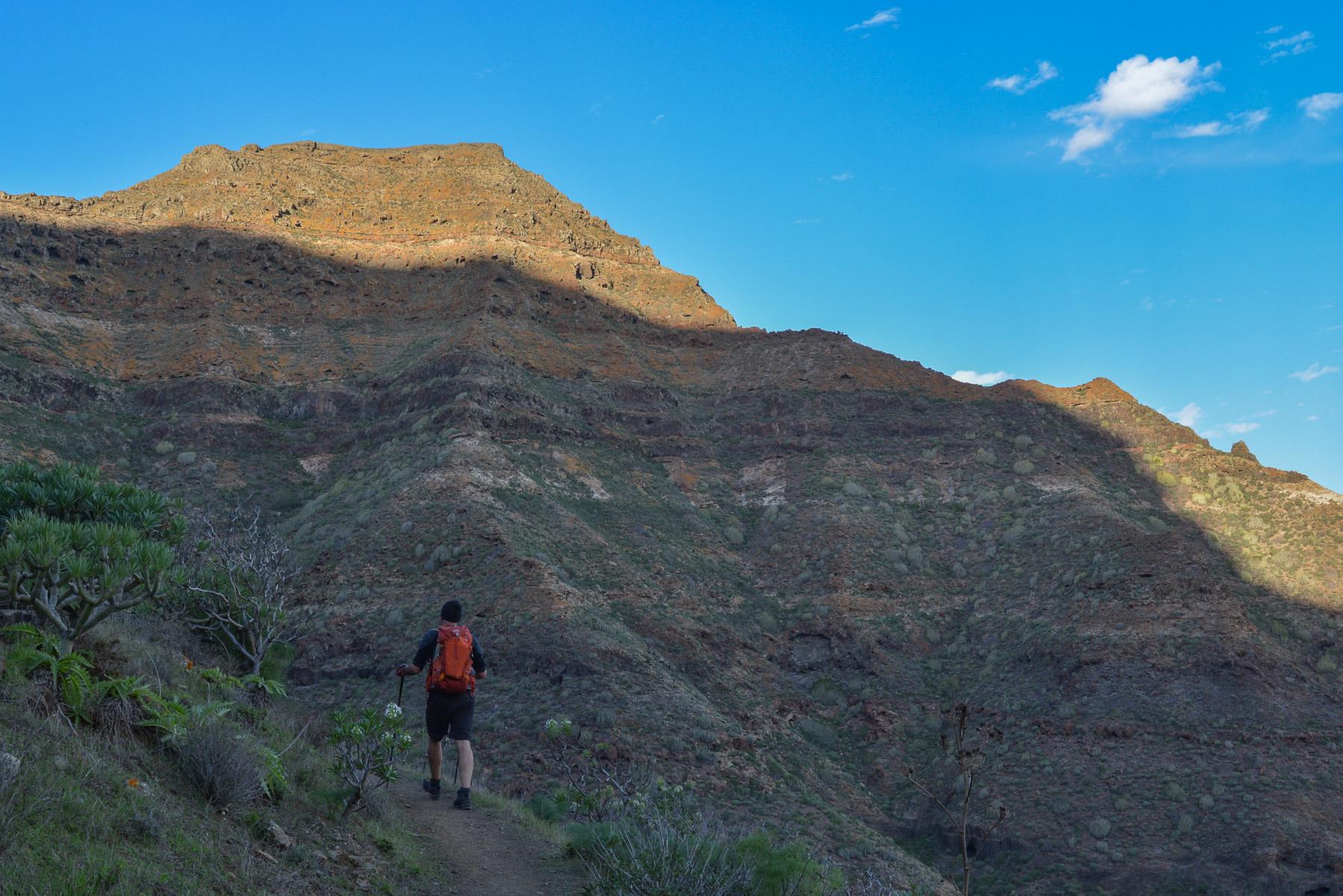 Camino de Güi-Güi, Gran Canaria, Espagne 13