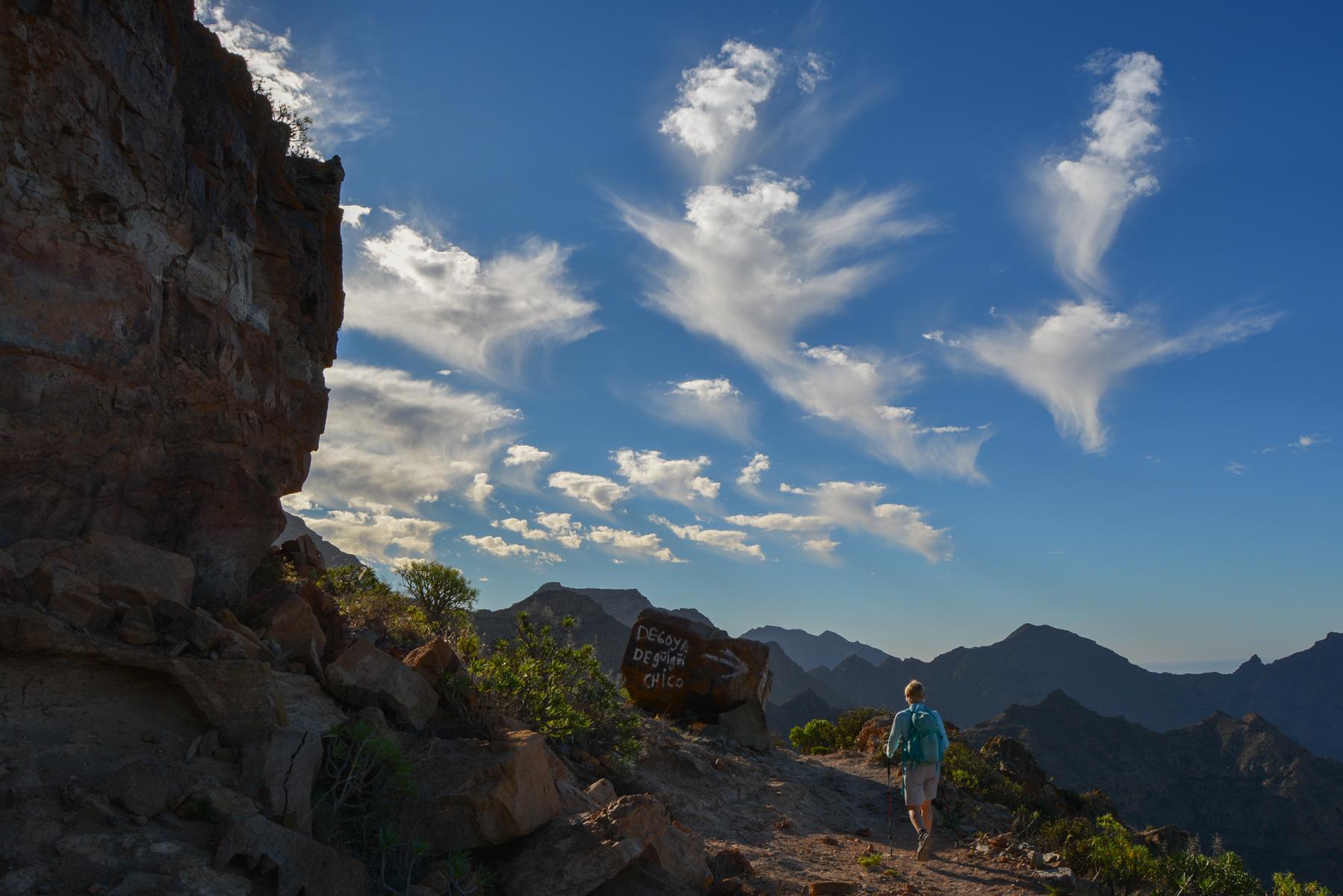 Camino de Güi-Güi, Gran Canaria, Espagne 1