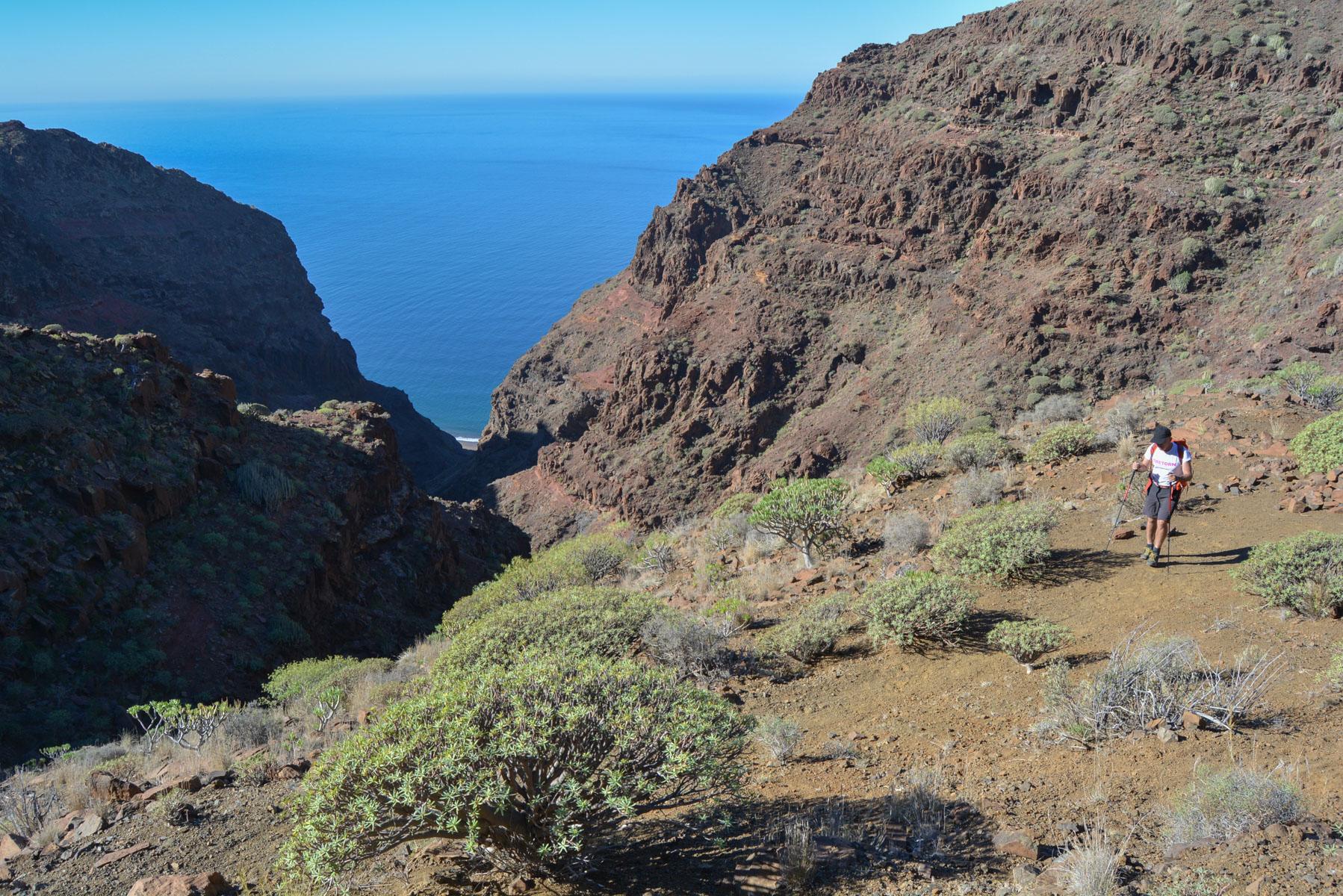 Camino de Güi-Güi, Gran Canaria, Espagne 36