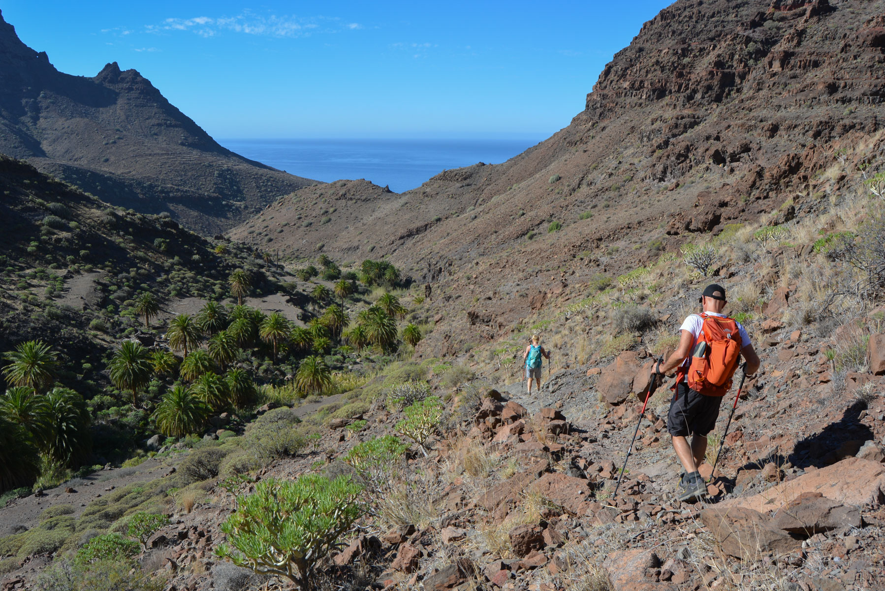 Camino de Güi-Güi, Gran Canaria, Espagne 49