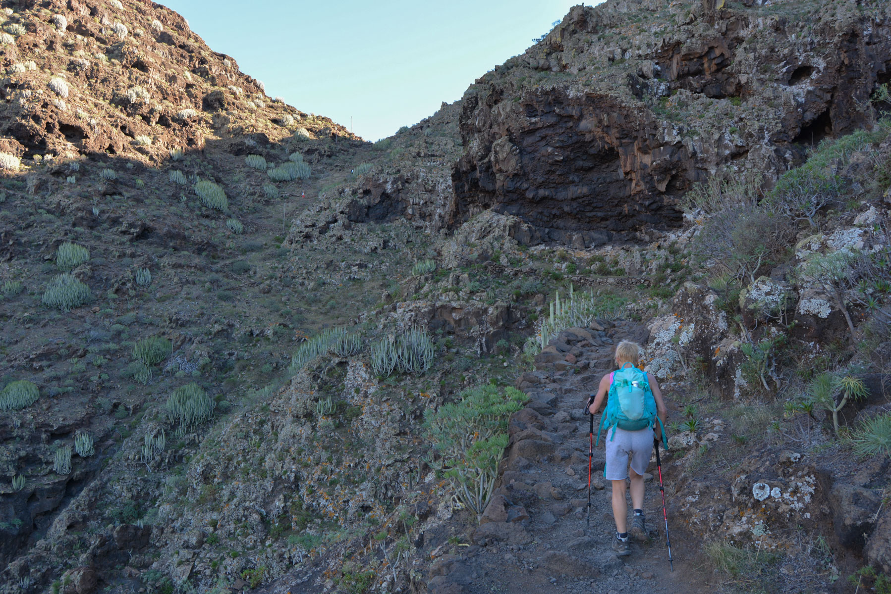 Camino de Güi-Güi, Gran Canaria, Espagne 59