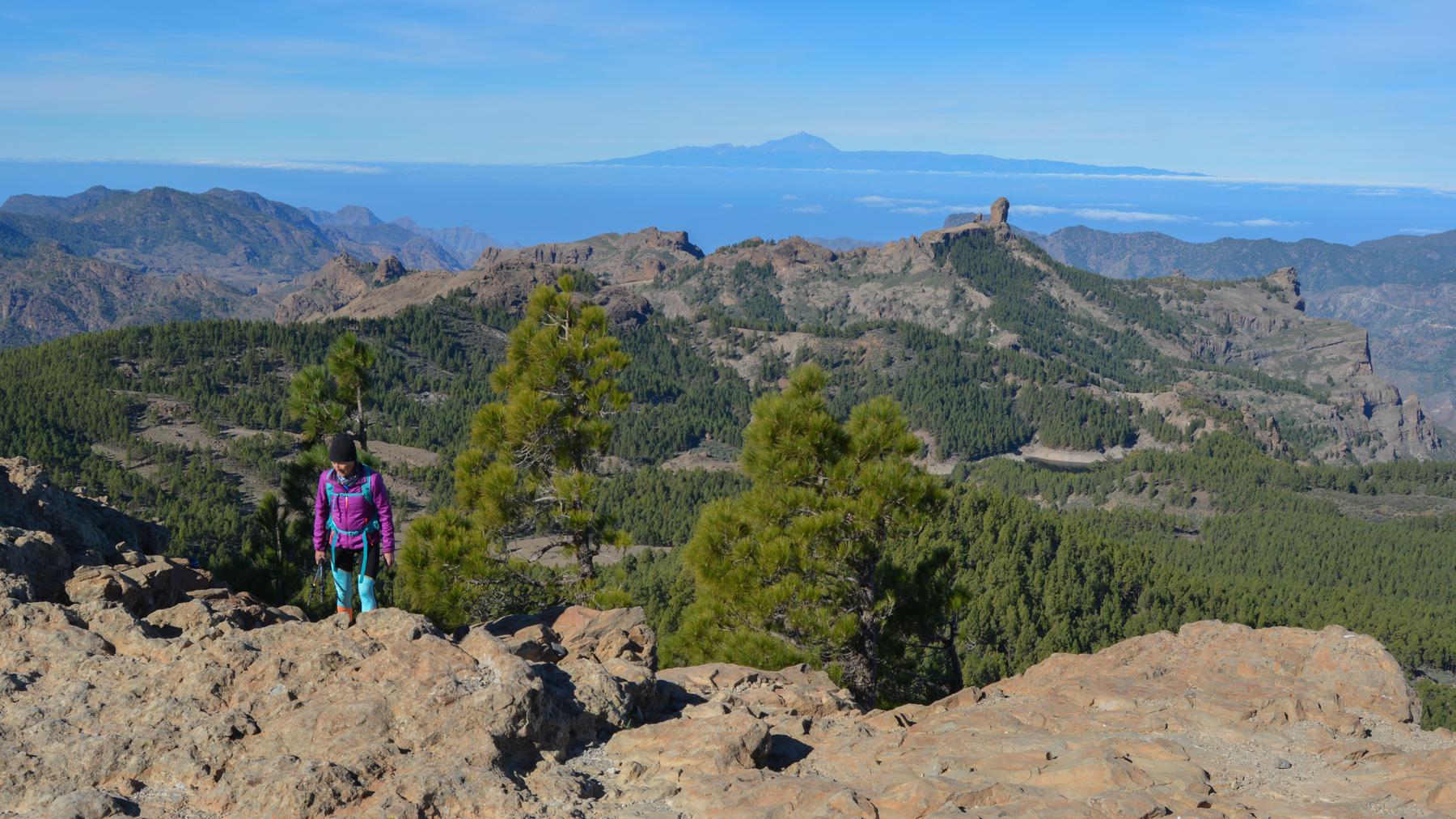 Pico de las Nieves, Gran Canaria, Espagne 13