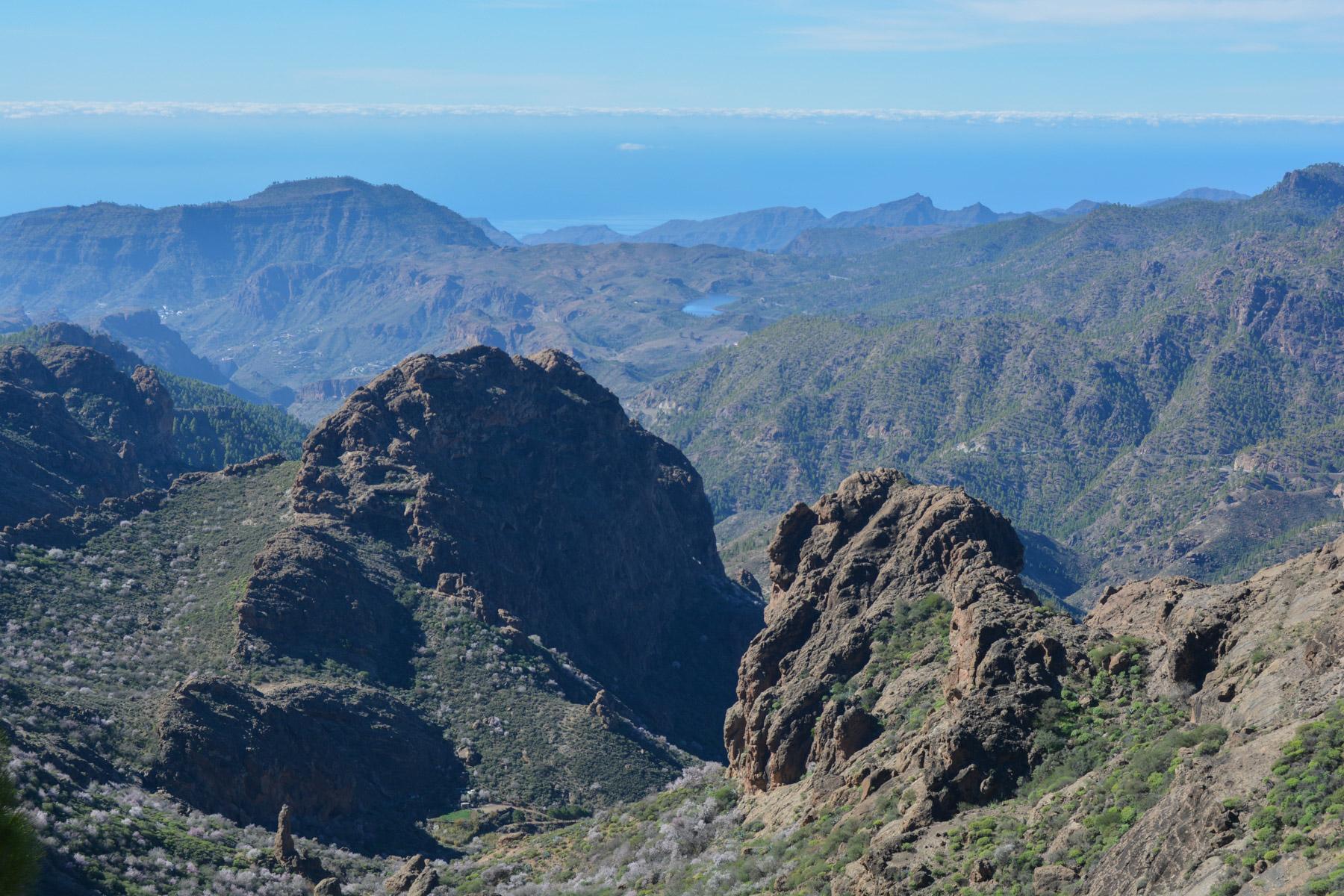 Pico de las Nieves, Gran Canaria, Espagne 21