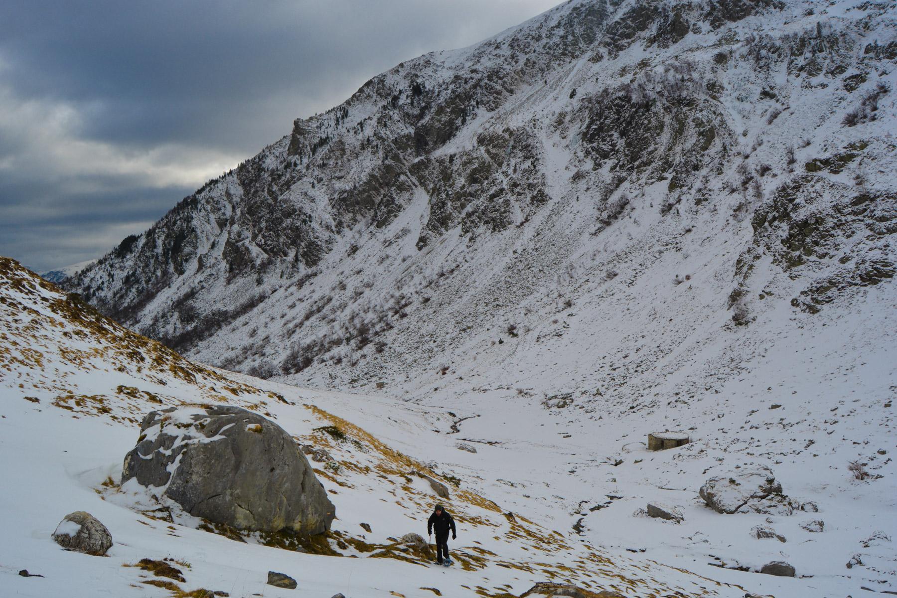 Ariège sous la neige, enfin ! 10