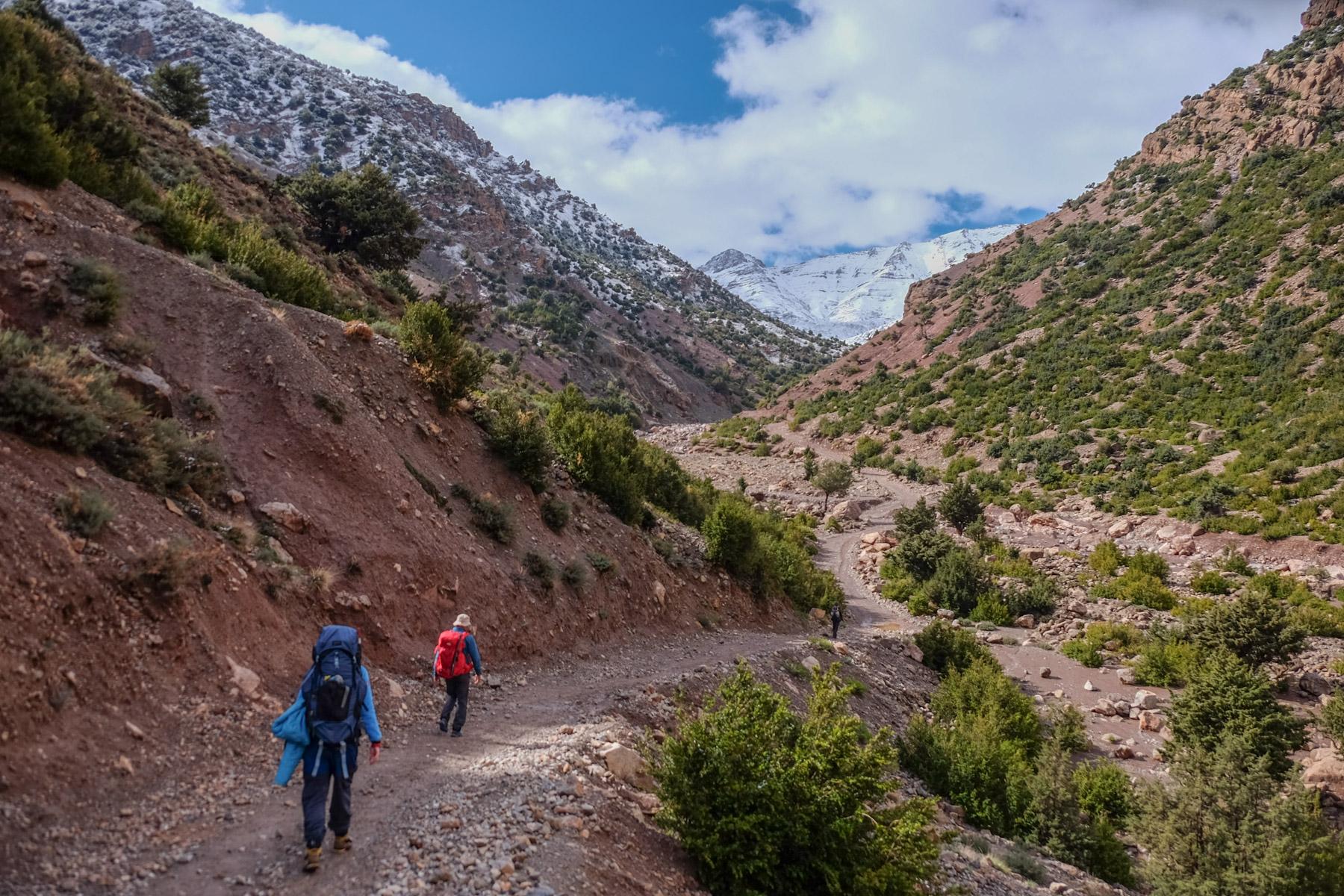 Jebel M'Goun, Ait Bouguemez, Maroc 9