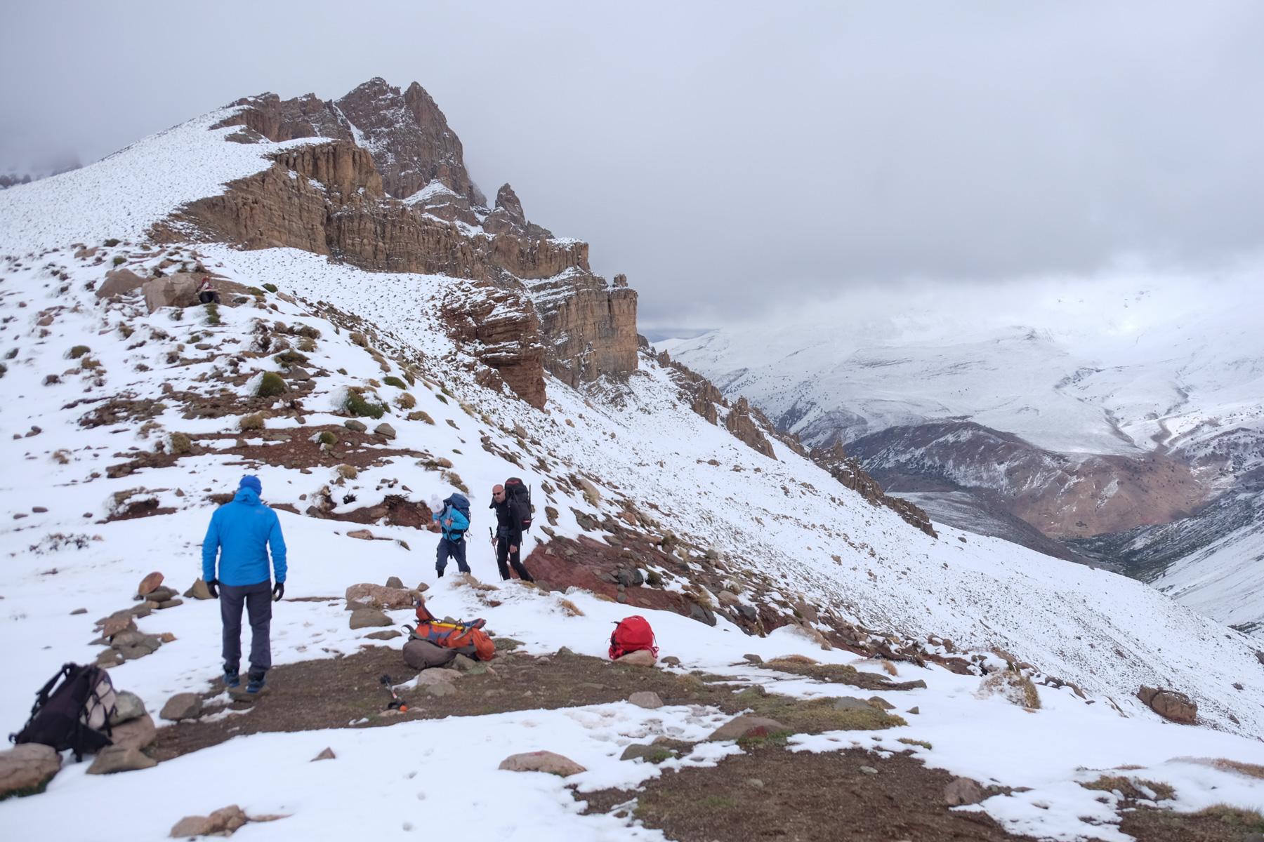 Jebel M'Goun, Ait Bouguemez, Maroc 24