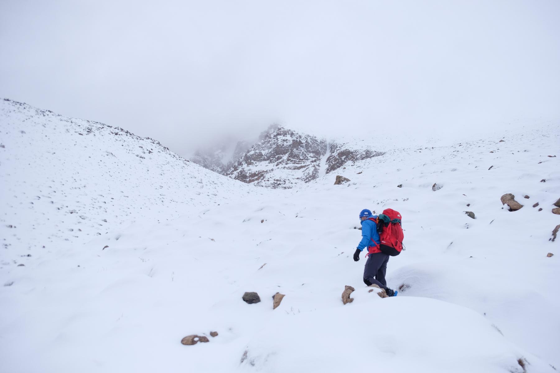 Jebel M'Goun, Ait Bouguemez, Maroc 26