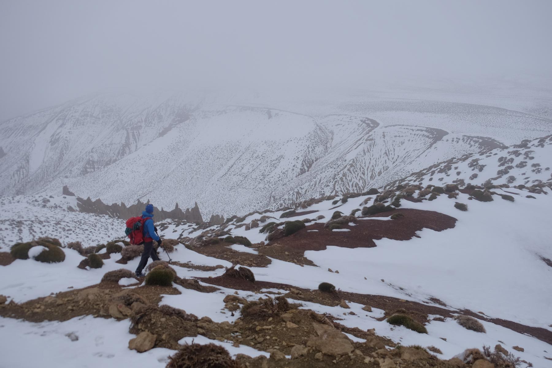 Jebel M'Goun, Ait Bouguemez, Maroc 28
