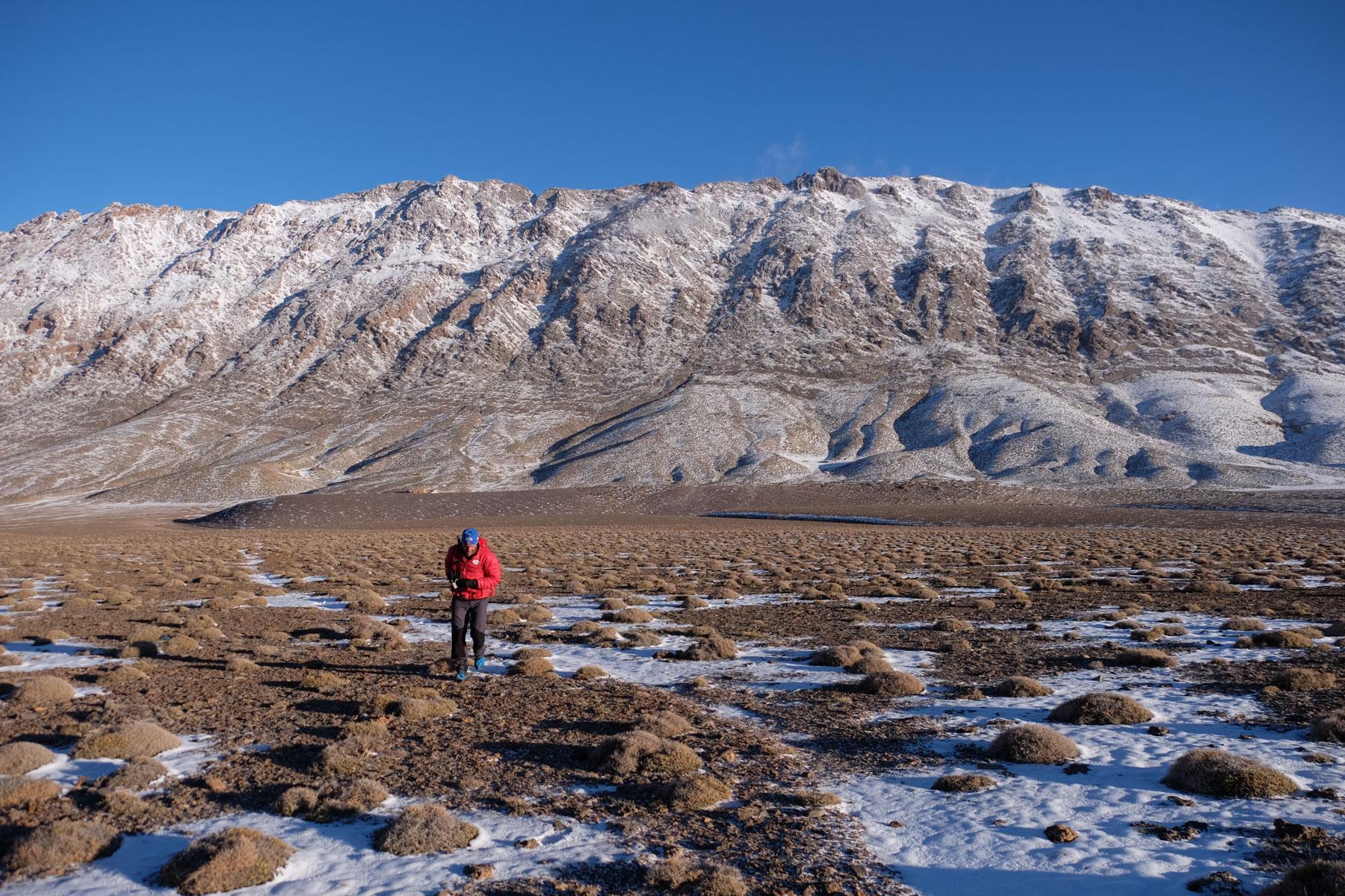 Jebel M'Goun, Ait Bouguemez, Maroc 35