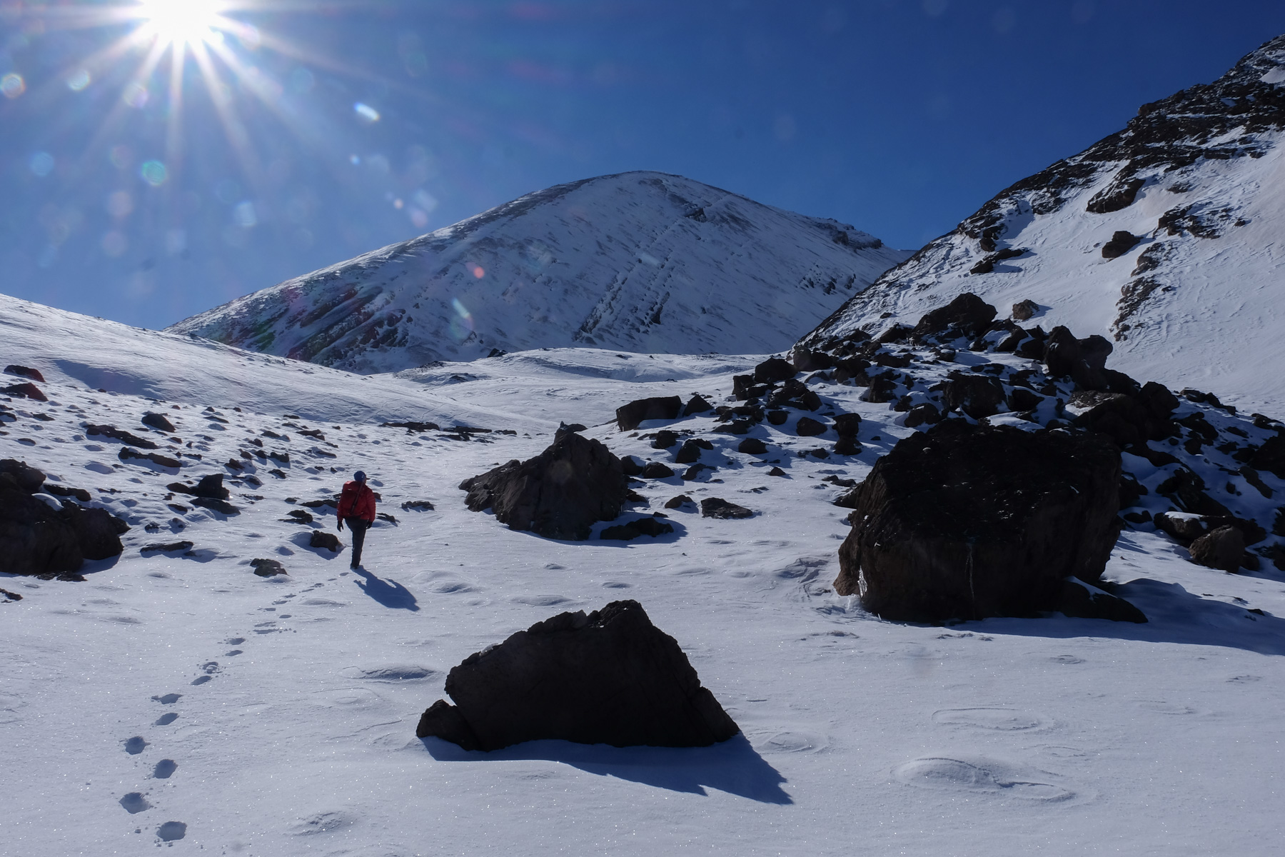 Jebel M'Goun, Ait Bouguemez, Maroc 40