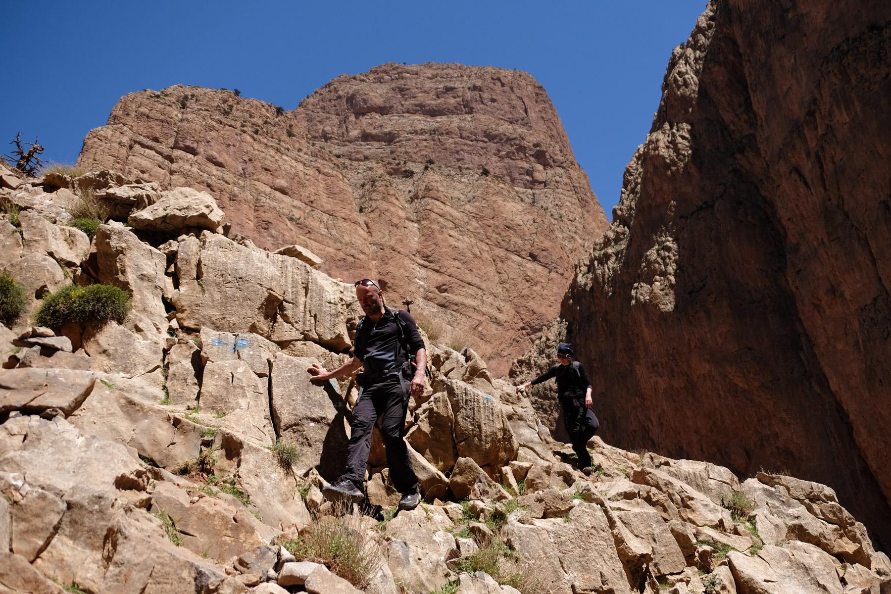 Tour d'Oujdad, Taghia, Maroc 34