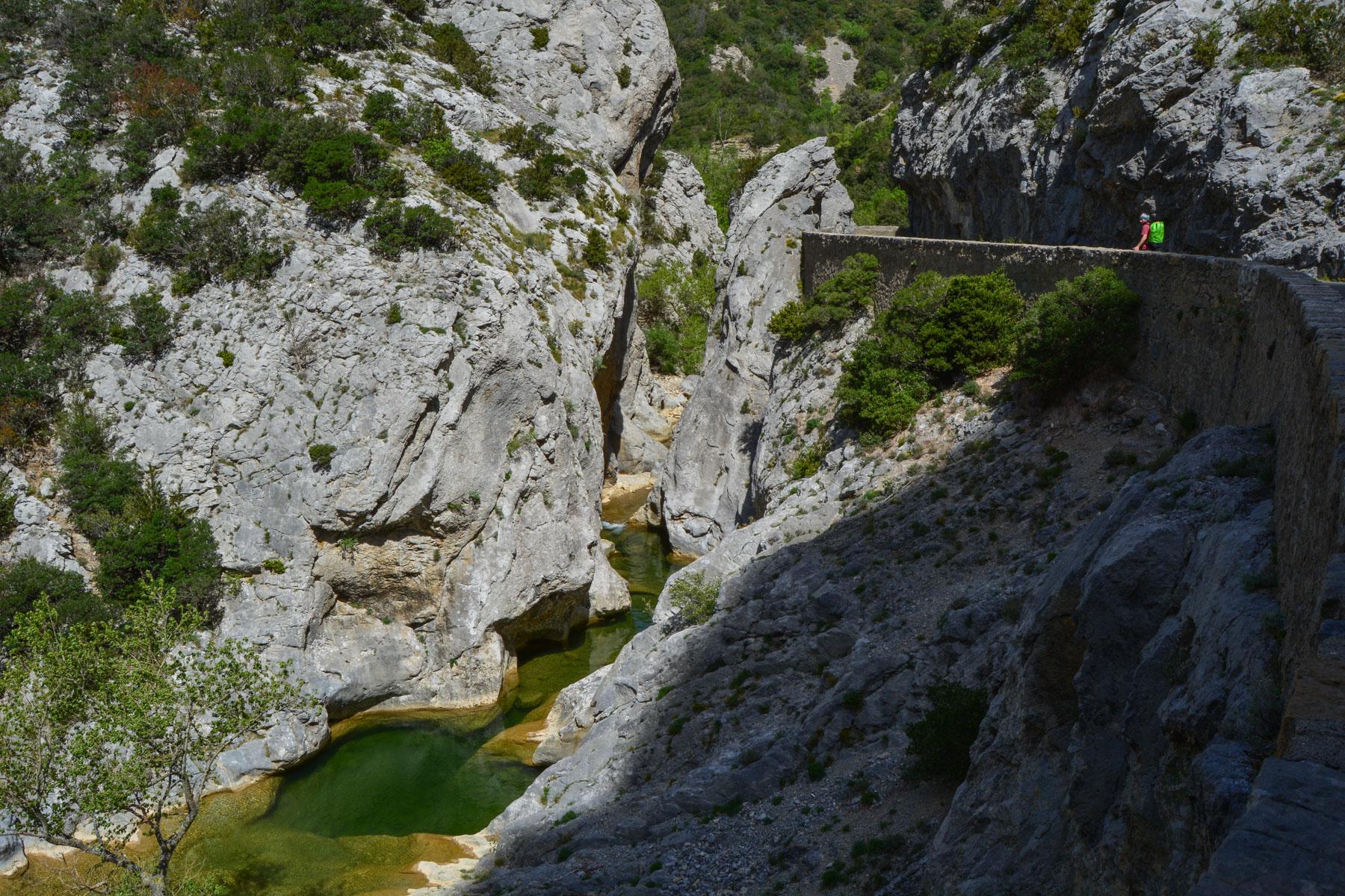Gorges de Galamus, Pyrénées Orientales 4