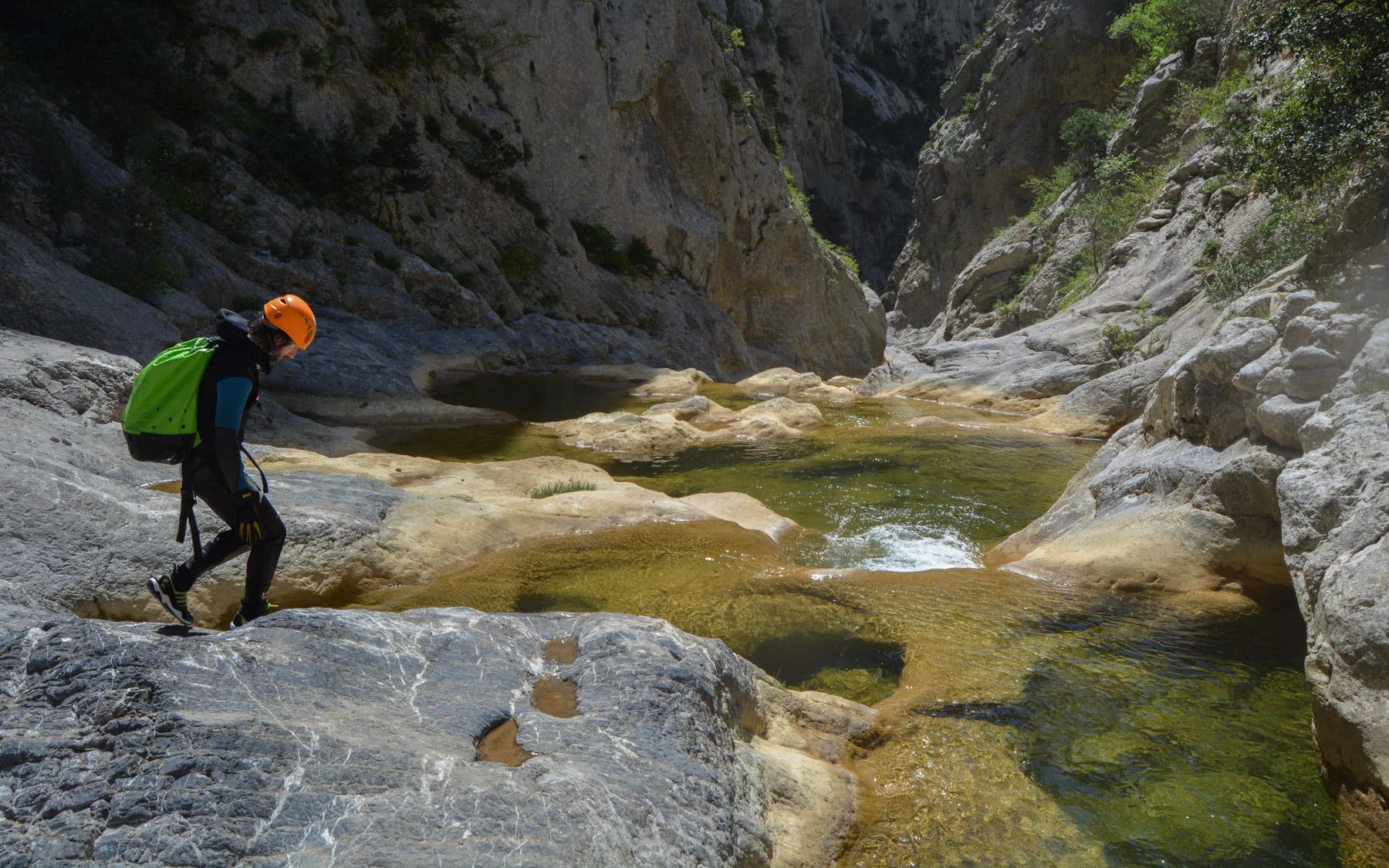 Gorges de Galamus, Pyrénées Orientales 11