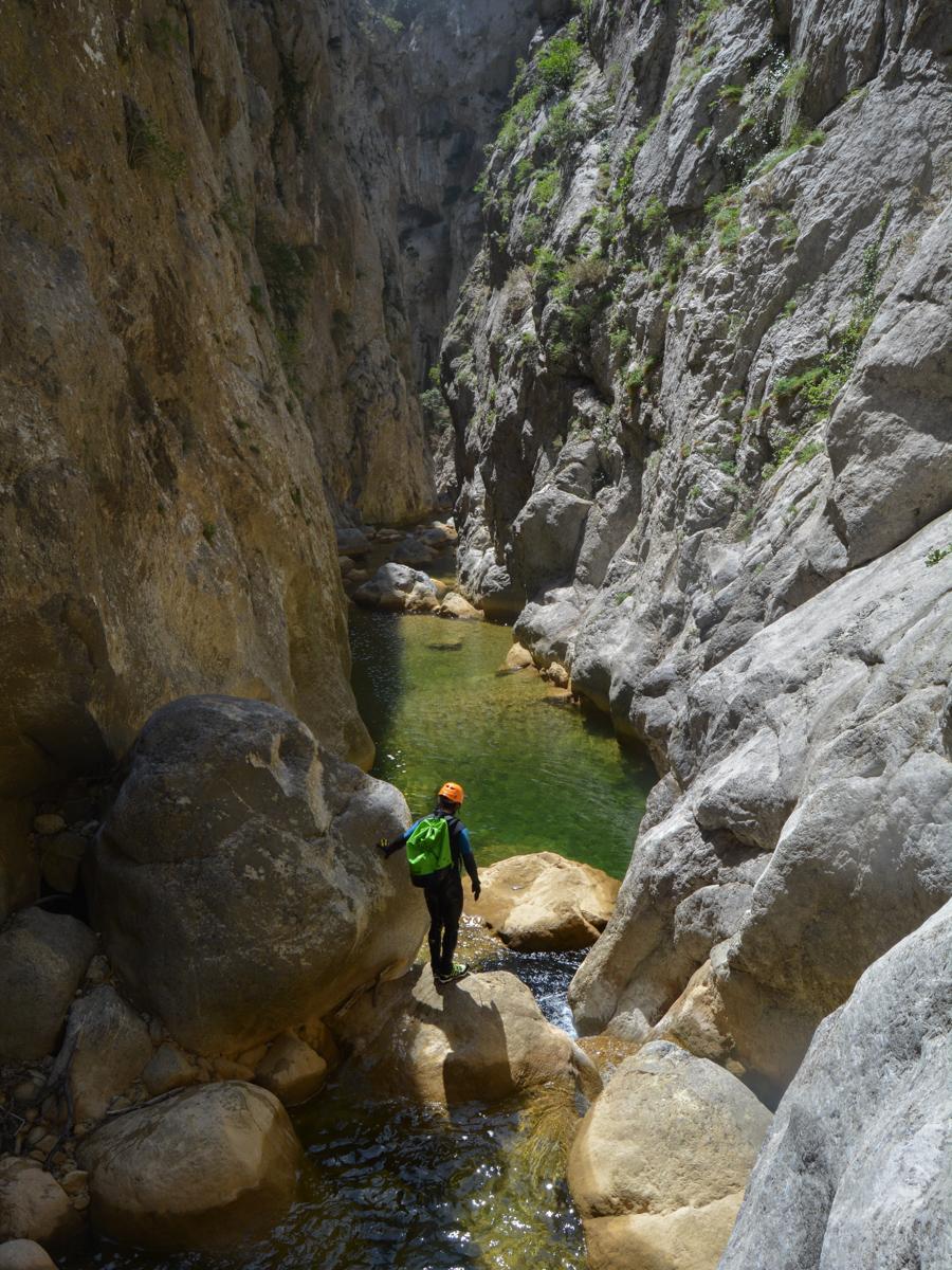 Gorges de Galamus, Pyrénées Orientales 18
