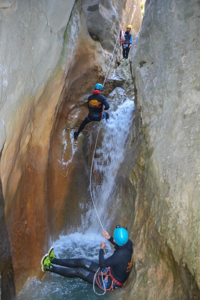 Barranco del Formiga, Sierra de Guara 24