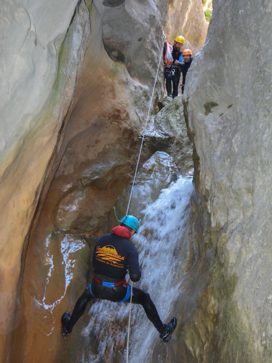 Barranco del Formiga, Sierra de Guara 25