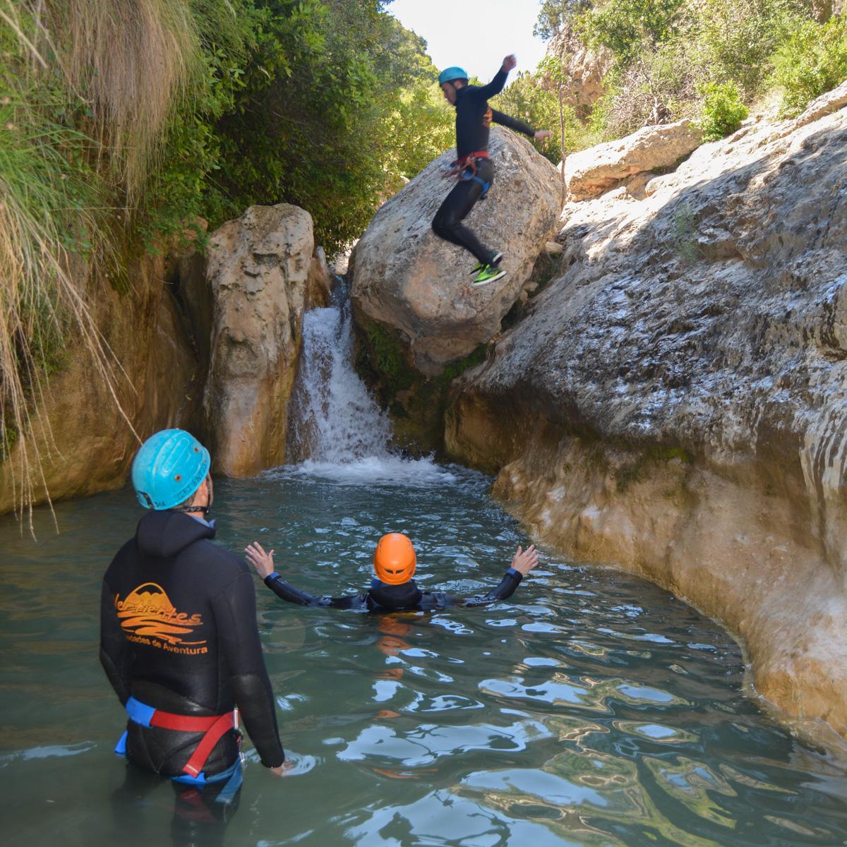 Barranco del Formiga, Sierra de Guara 37