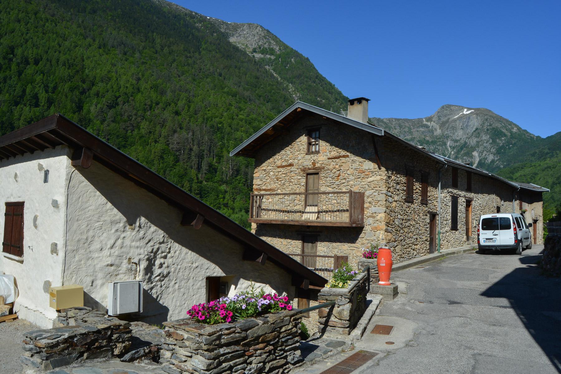 Pic de Girantès, Auzat, France 2