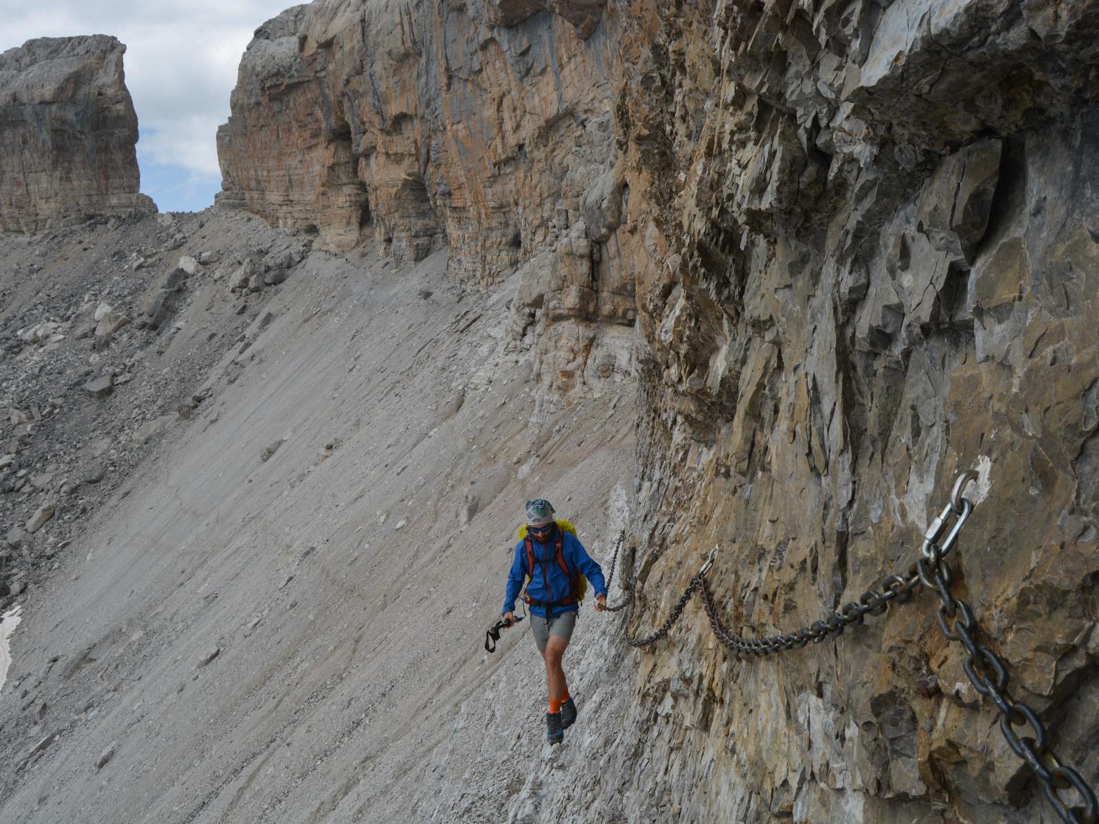 Monte Perdido et Faja de las Flores, Jour 1, Ordesa, Aragon, Espagne 24