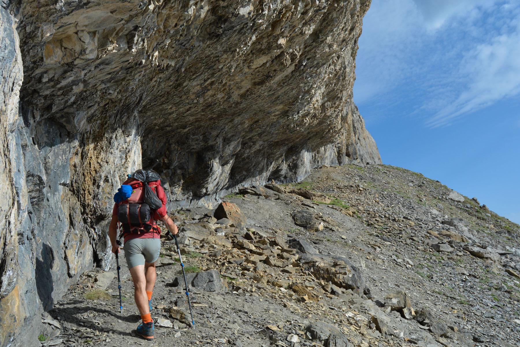 Monte Perdido et Faja de las Flores, Jour 1, Ordesa, Aragon, Espagne 36
