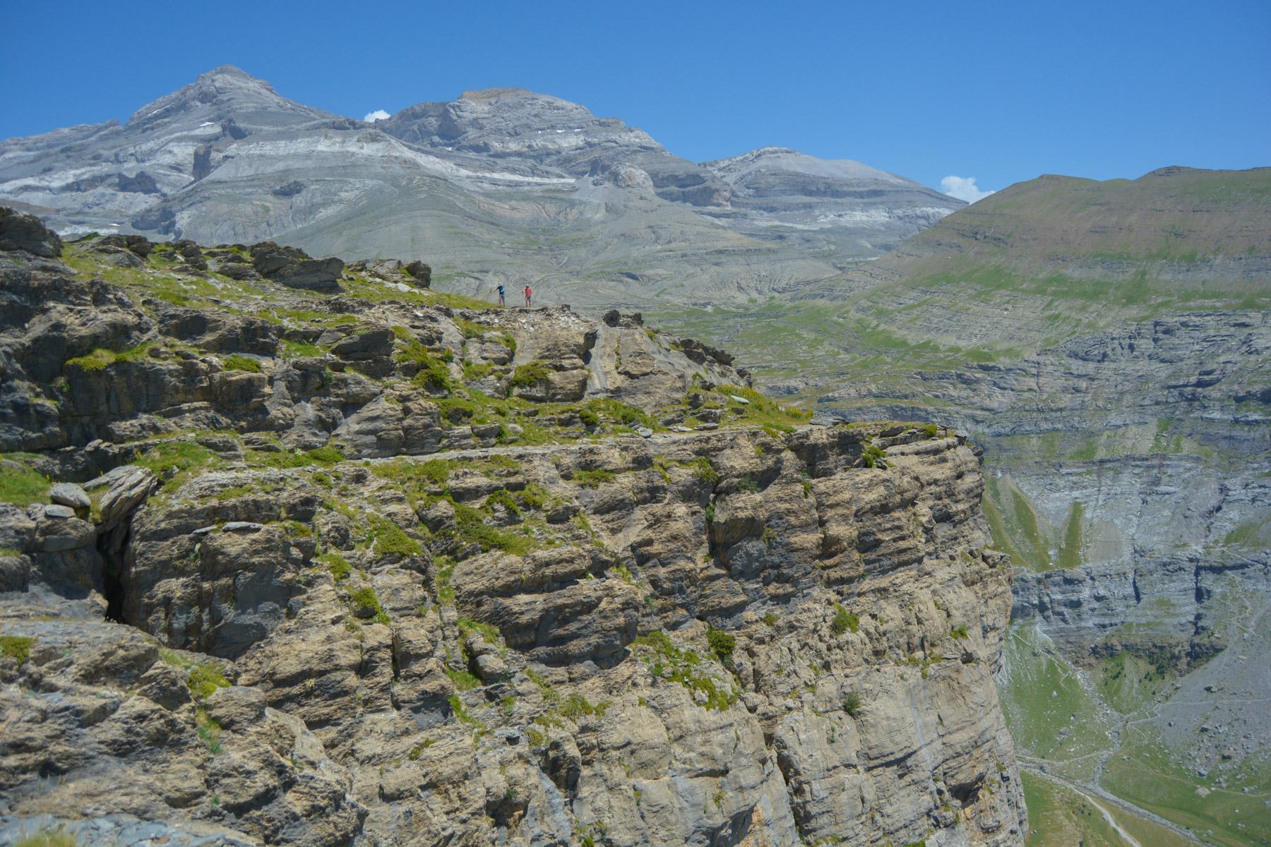 Monte Perdido et Faja de las Flores, Jour 2, Ordesa, Aragon, Espagne 26
