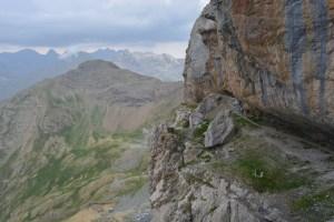 Forquete de Gabietou, Monte Perdido J3, Aragon 18