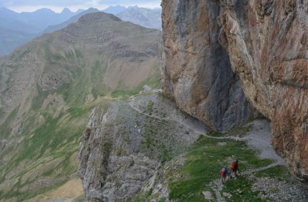 Forquete de Gabietou, Monte Perdido J3, Aragon 2