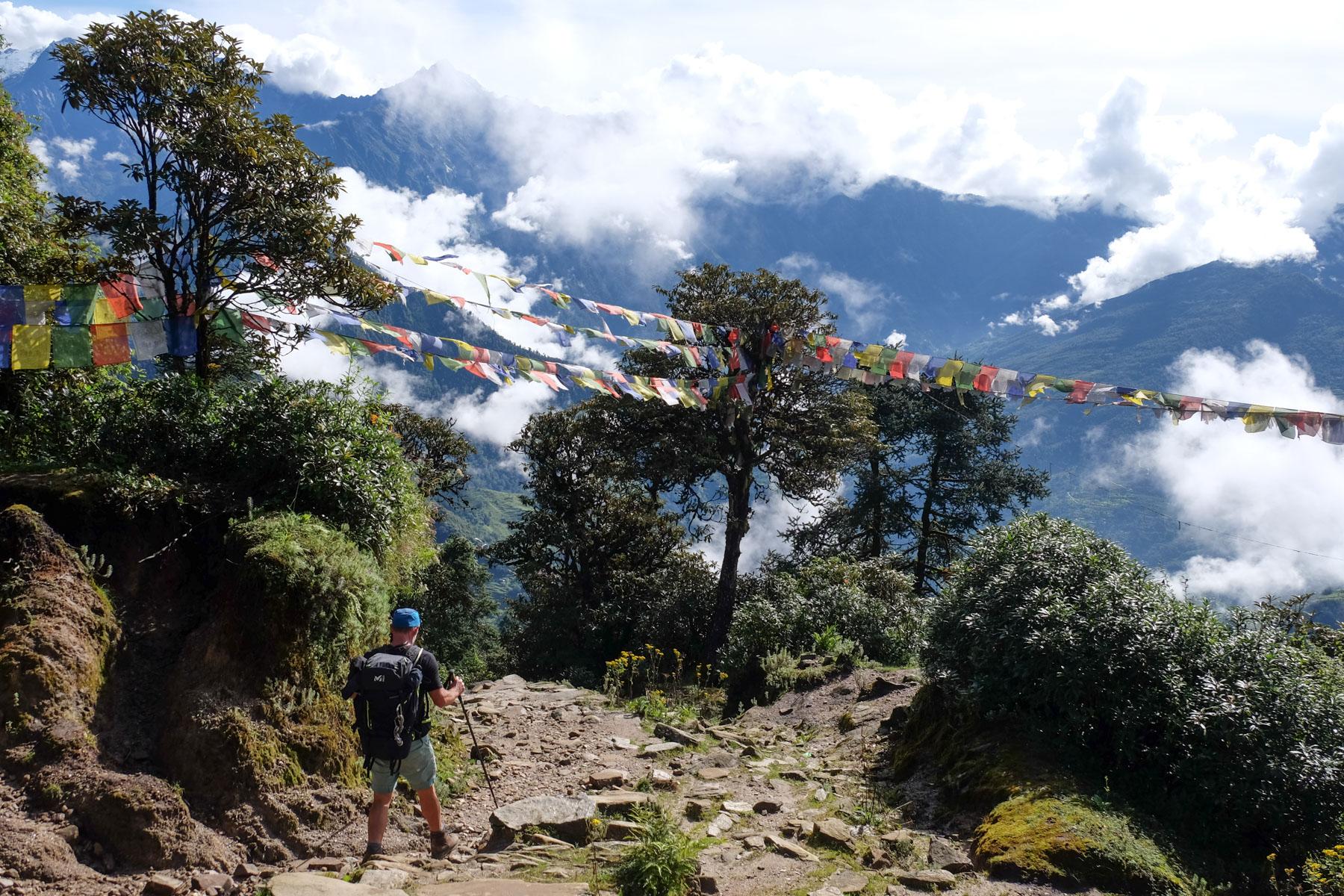 Route du Khumbu, Everest 3 pass #1 11