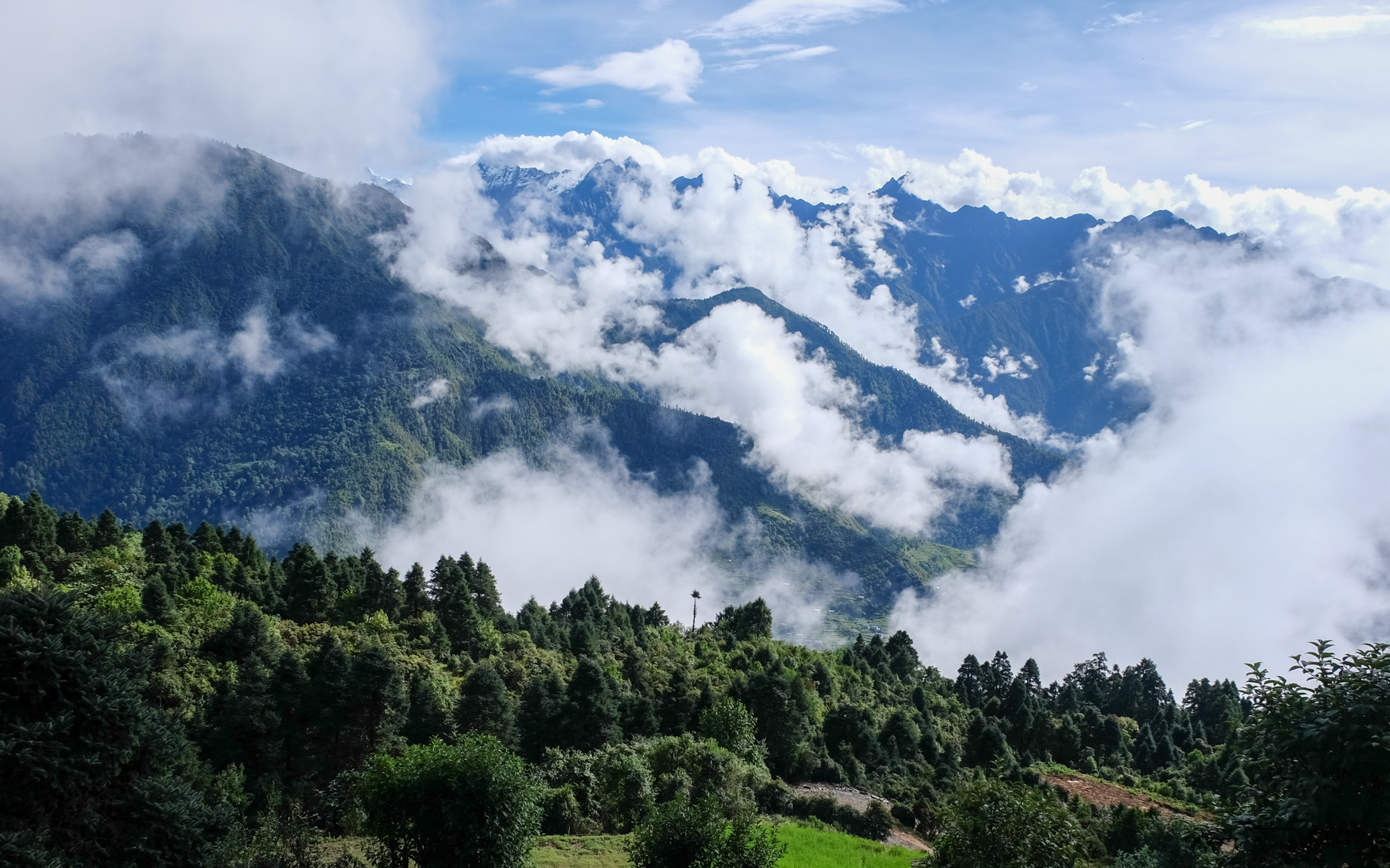 Route du Khumbu, Everest 3 pass #1 12
