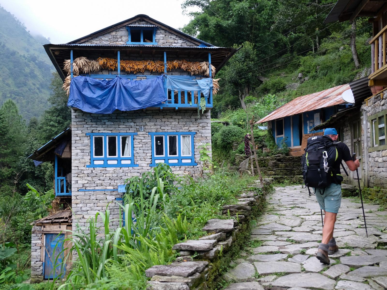 Route du Khumbu, Everest 3 pass #1 24