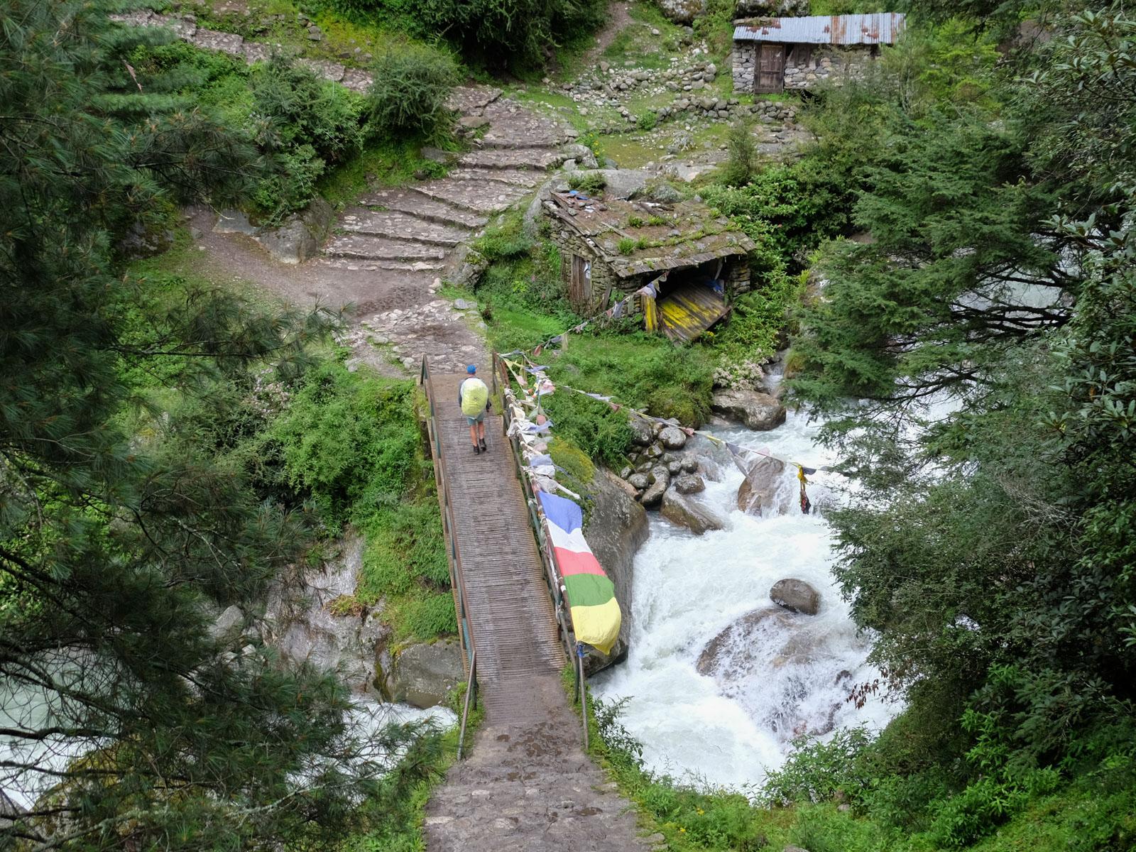 Route du Khumbu, Everest 3 pass #1 40