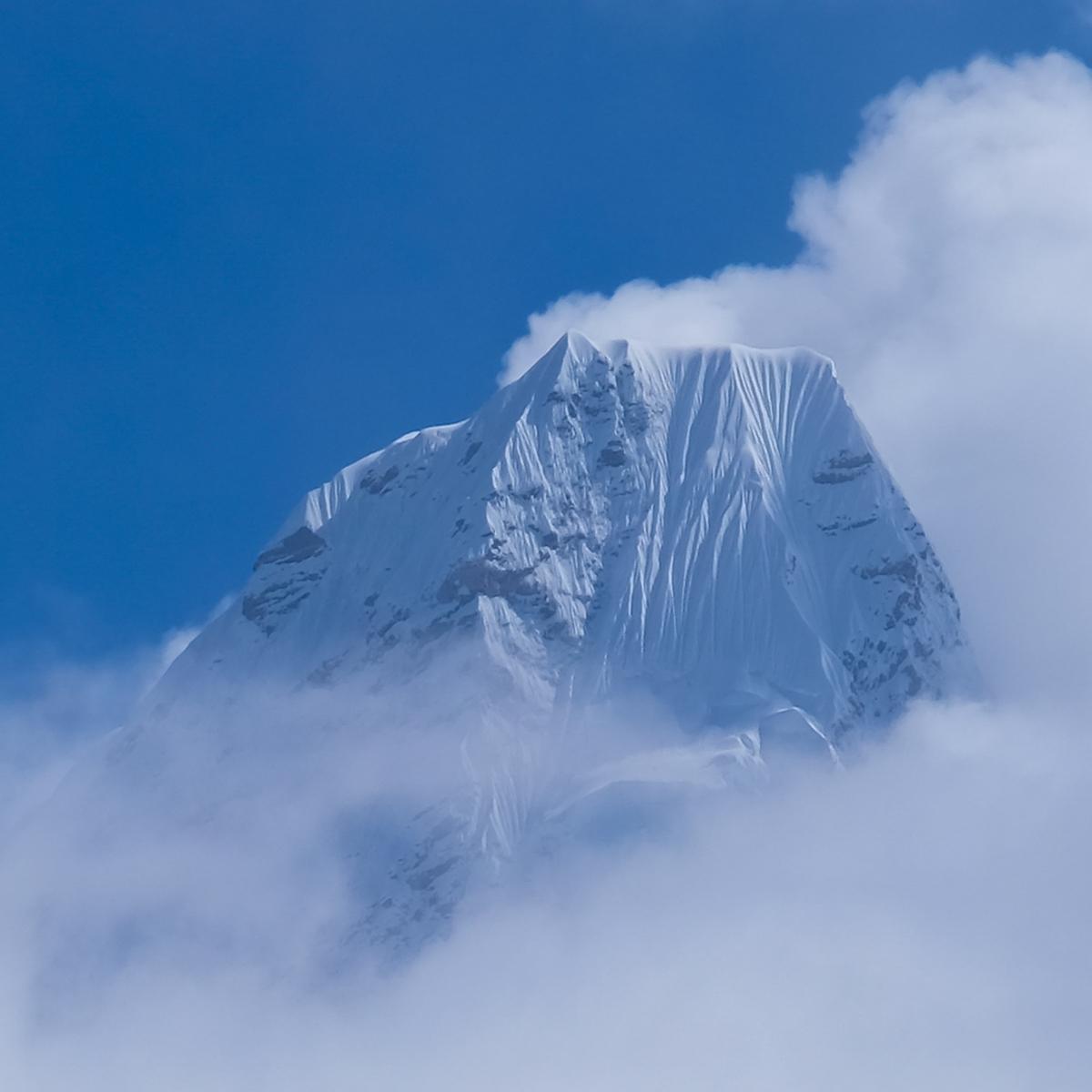 Everest Base Camp, Everest 3 pass #2 3
