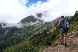 Everest Base Camp, Everest 3 pass #2 5