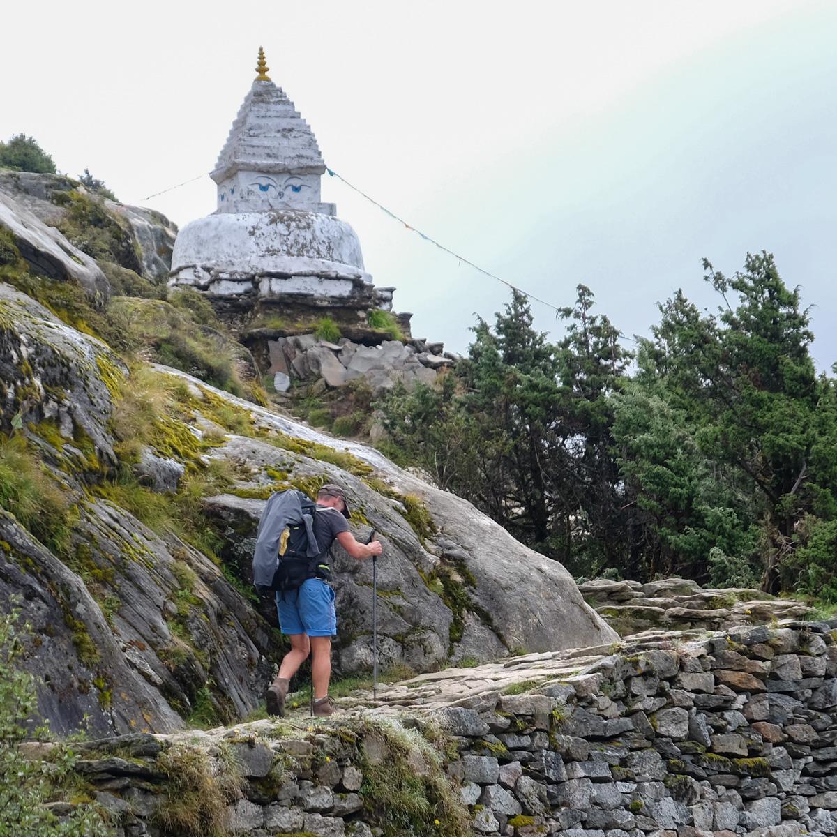 Everest Base Camp, Everest 3 pass #2 11