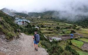 Everest Base Camp, Everest 3 pass #2 13