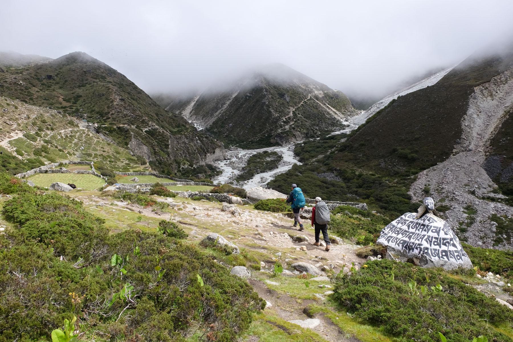 Everest Base Camp, Everest 3 pass #2 17