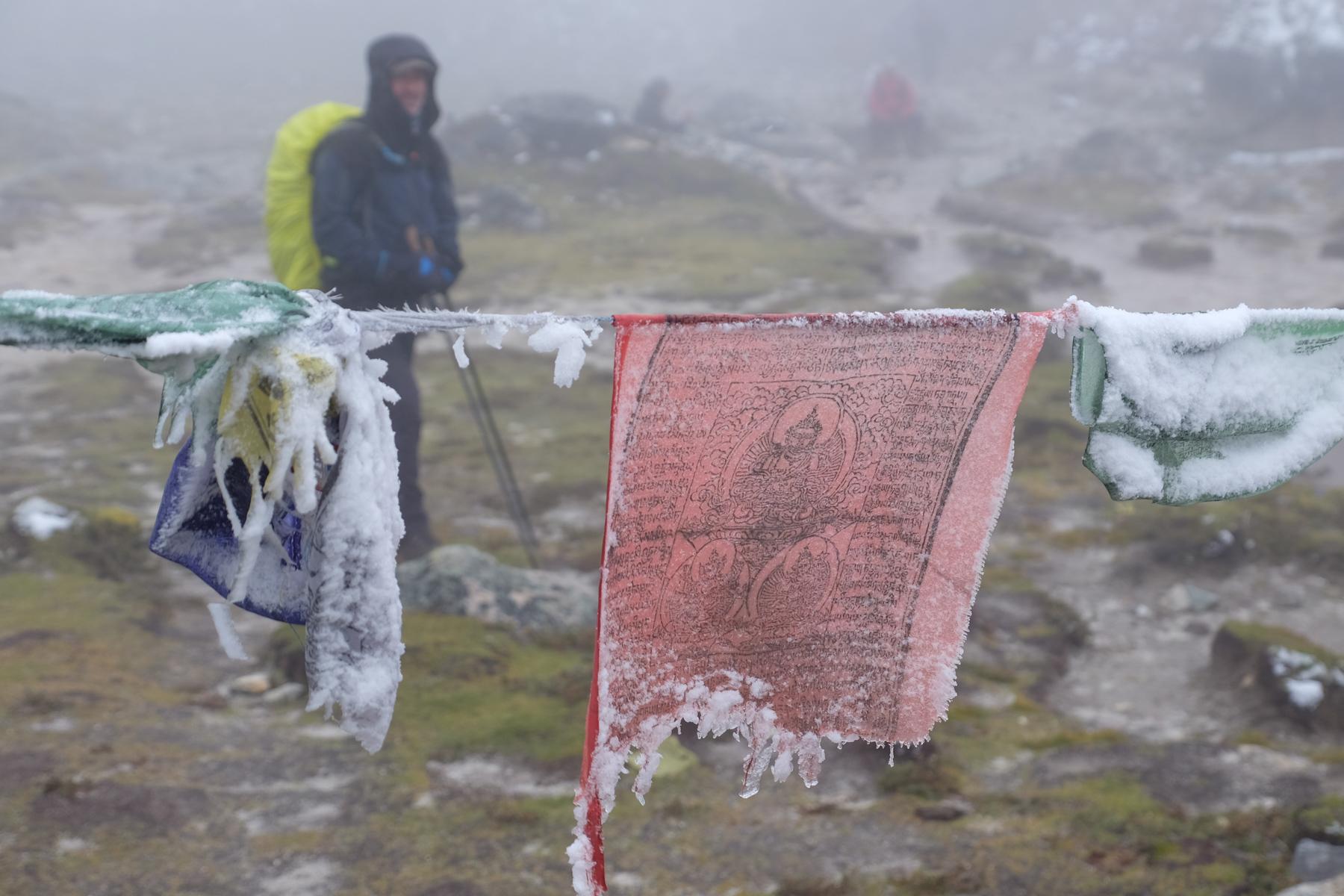 Everest Base Camp, Everest 3 pass #2 26