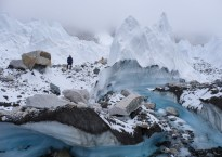 Everest Base Camp, Everest 3 pass #2 18