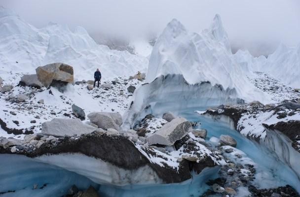 Everest Base Camp, Everest 3 pass #2 2