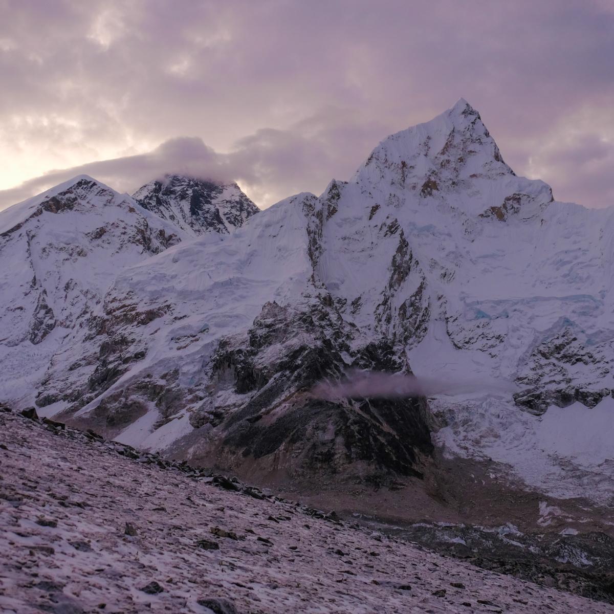 Kala Patthar & Gokyo, Everest 3 pass #3 5