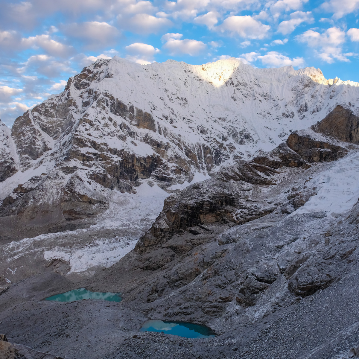 Kala Patthar & Gokyo, Everest 3 pass #3 7